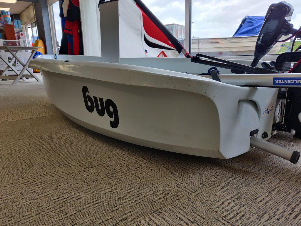 Bug zeilboot