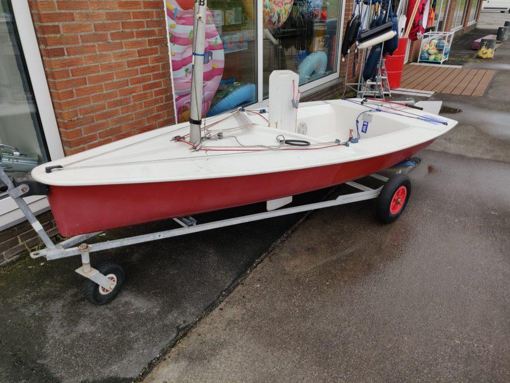 Splash zeilboot